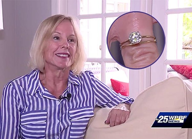Woman Is on a Mission to Identify Six-Year-Old Who Returned Her Lost Engagement Ring