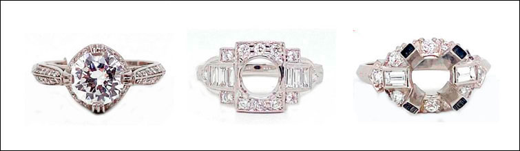 Susan Eisen Fine Jewelry & Watches Vintage Bridal