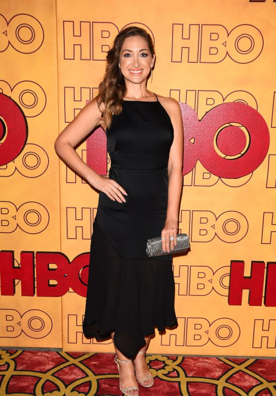 Jamie Lee Hbo S Post Emmy Awards Party
