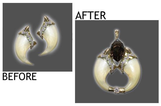 Susan Eisen Fine Jewelry Watches Redesign Gallery